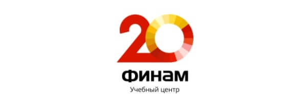 Учебный центр Финам логотип